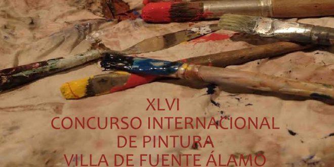 XLVI Concurso Internacional de Pintura Villa de Fuente Álamo