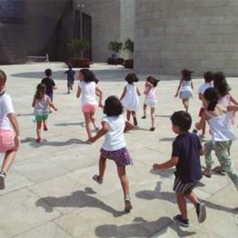 Talleres de verano para niños en el Museo Guggenheim Bilbao