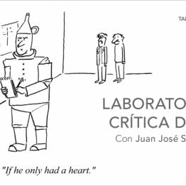 Laboratorio de crítica de arte con Juan José Santos Mateo. En Tabacalera. Inscripciones hasta el 19 de febrero de 2018