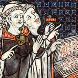 Cantus super librum. El sonido en los manuscritos medievales