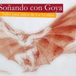 Soñando con Goya. Taller para niños de 6 a 12 años en el Museo Lázaro Galdiano