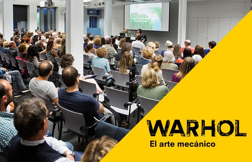 El dulce abismo del arte mecánico. Conferencia a cargo de José Lebrero en CaixaForum Madrid, el 31 de enero