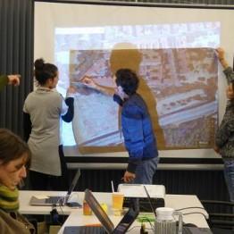 Selección de mediadores culturales para el programa Experimenta Distrito. En Medialab Prado