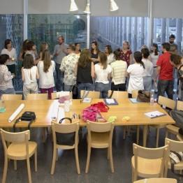 Medición de impacto de las organizaciones culturales. Taller en el MUSAC, el 11 de noviembre