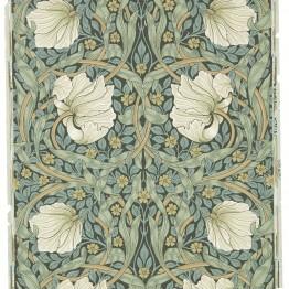 William Morris y el movimiento Arts & Crafts en Gran Bretaña