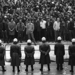 La política contra la historia, Mario Tronti en el Museo Reina Sofía