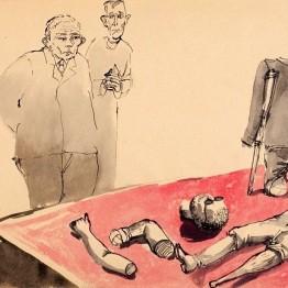 Luc Tuymans y Andrzej Wajda. Dos lecturas de Andrzej Wróblewski