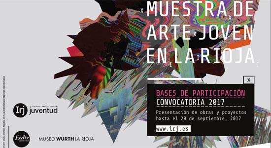 Muestra de Arte Joven en La Rioja 2017