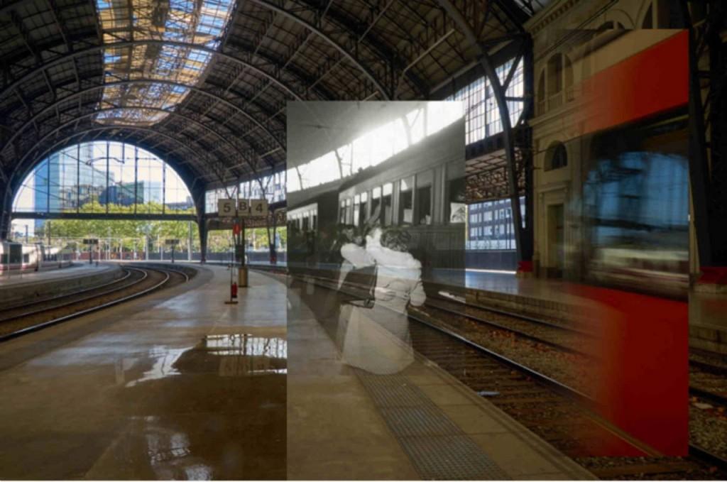 Lugares, tiempo y memoria. Taller fotográfico en el MUSAC, impartido por Ricard Martínez