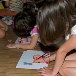 La Tino Disco. Actividad navideña para grupos familiares en el Museo del Traje.CIPE