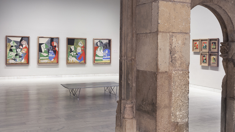 Convocatoria de plazas de prácticas en el Museu Picasso de Barcelona