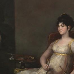 El pintor de su deshonra de Calderón de la Barca. Teatro en el Museo Nacional del Prado
