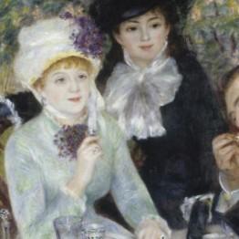 ¿Ángeles del hogar? Lo femenino y las imágenes de la intimidad, de Renoir a las corrientes de vanguardia