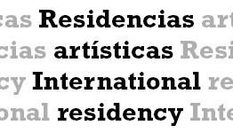 Programa de residencias artísticas internacionales de cerámica y fotografía