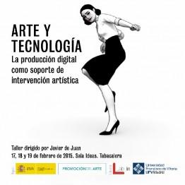 Arte y Tecnología. La producción digital como soporte de intervención artística