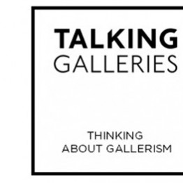 Talking Galleries 2014