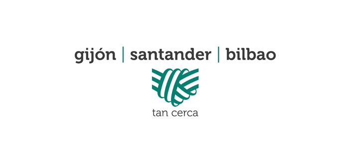 Tan cerca 2018. Convocatoria para impulsar proyectos colaborativos en Santander, Bilbao y Gijón