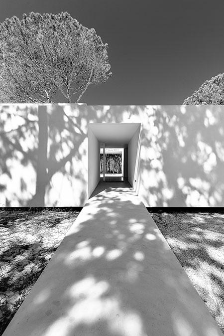Estampa 2017. Ricardo Oliveira Alves. Casa en Colares II #9563 (Sintra). Presentado en la Bienal de Venecia 2016. Galería Trema
