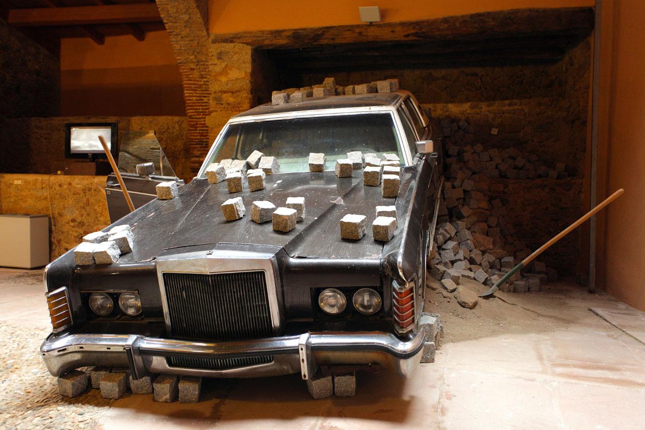 Museo Vostell, Malpartida