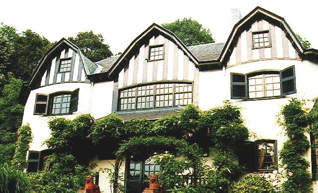 Van de Velde. Casa Bloemenwerf, 1895