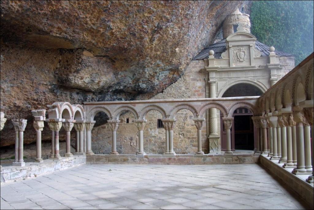 Real Monasterio de San Juan de la Peña, Jaca