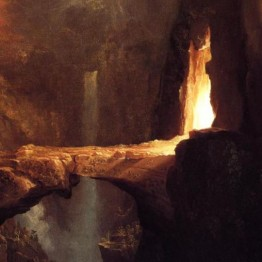 Böcklin. Venus abandonada, 1860