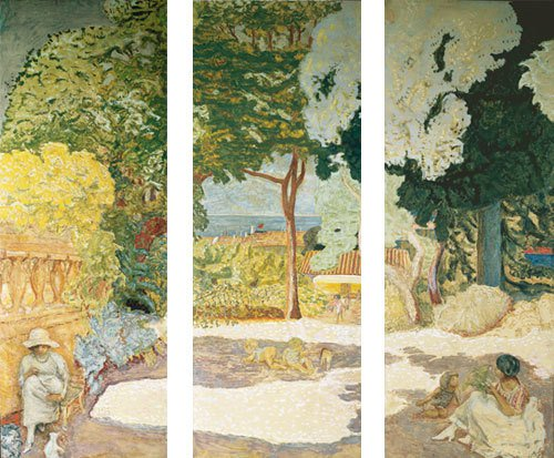 Pierre Bonnard. La Méditerranée, 1911
