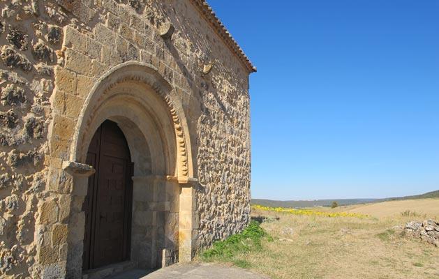 Ermita de la Soledad, Calatañazor