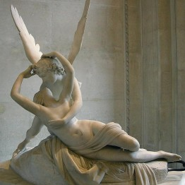 Canova. Eros y Psyche, 1787-1793