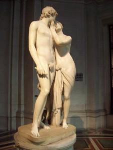 Canova. Venus y Adonis, 1789-1794