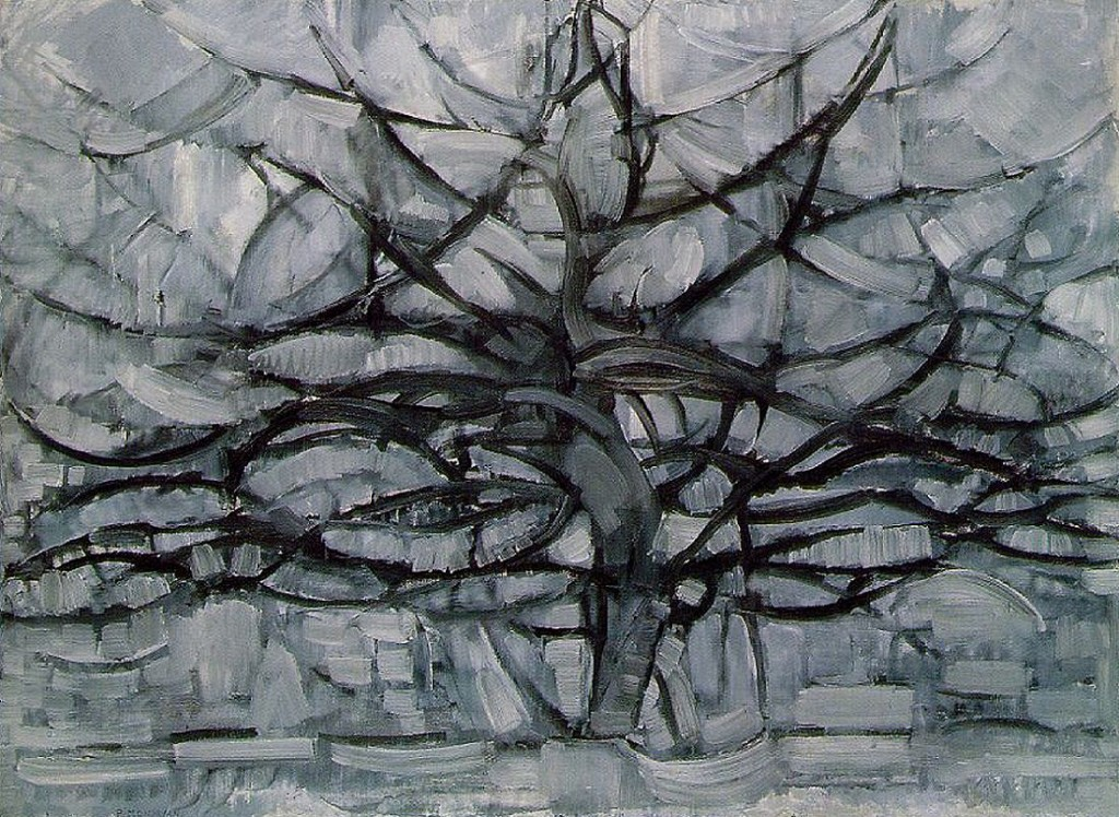 Piet Mondrian. The Grey Tree, 1912