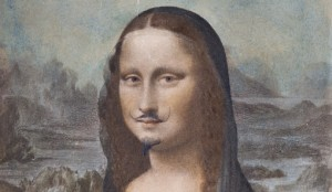 Marcel Duchamp. L.H.O.O.Q, 1919