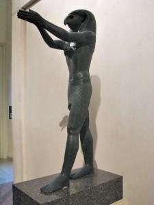 Horus. Museo del Louvre