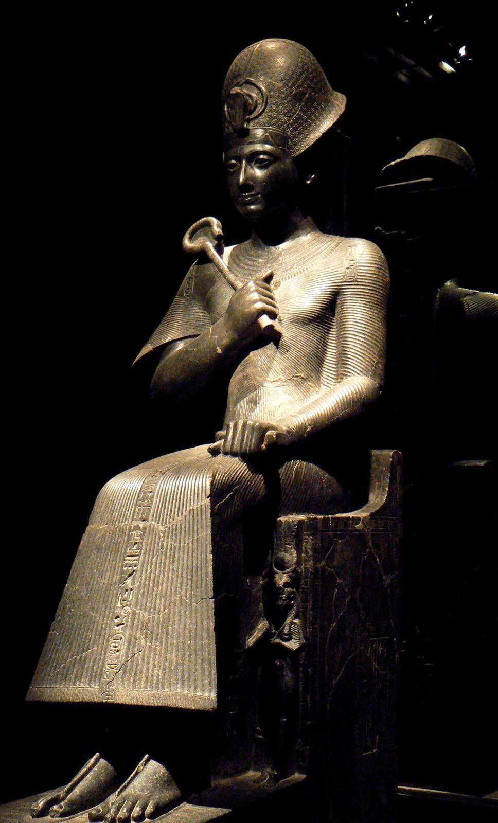 Ramsés II. Museo de Turín