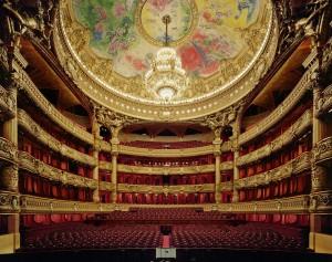 Palacio Garnier. Ópera de París
