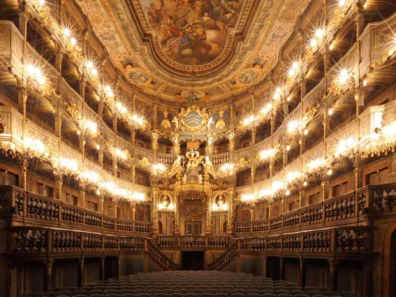 Teatro de Bayreuth, 1876