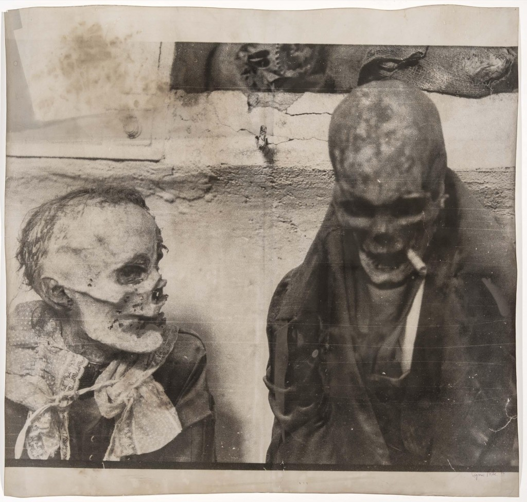 Sigmar Polke. Untitled (Palermo Series) , 1976. Museo Reina Sofía