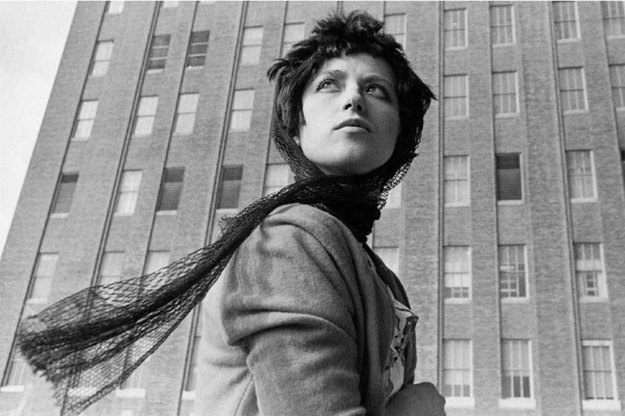 Cindy Sherman. Untitled Film Still 58, 1980