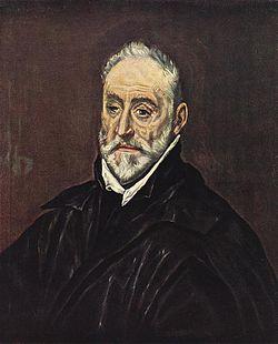 El Greco. Antonio de Covarrubias, hacia 1600. Casa Museo de El Greco