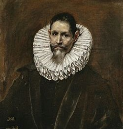 El Greco. Jerónimo de Cevallos, hacia 1610. Museo Nacional del Prado
