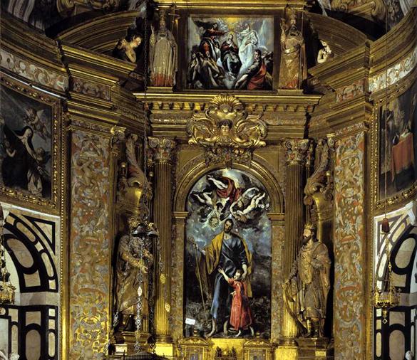 Capilla de San José, Toledo