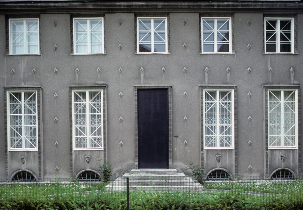 Hoffmann. Casa Sonja Knips, 1924-1925