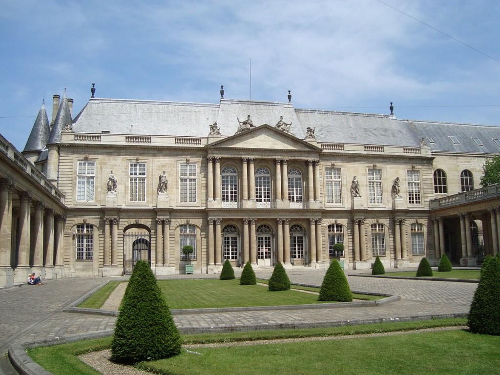Hôtel Soubise, 1700-1712