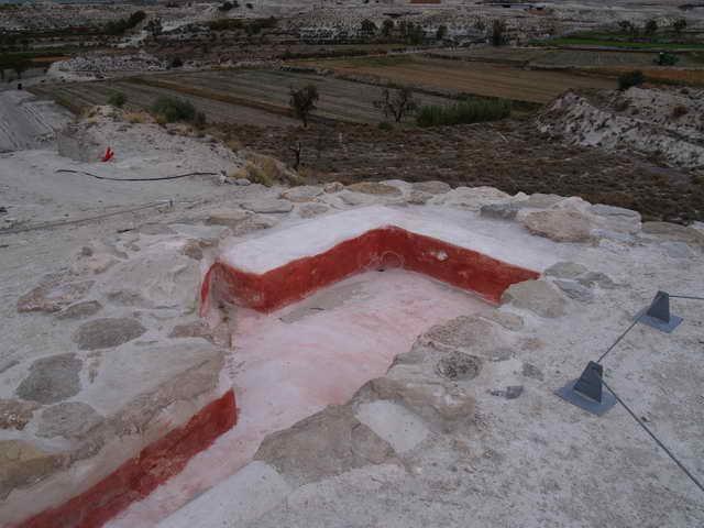 Monumento funerario de Tútugi en Galera, s IV-III a.C