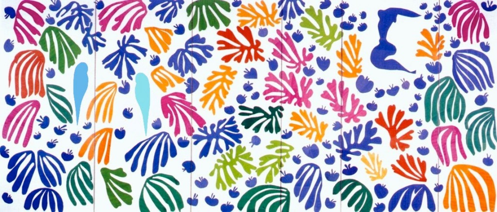 Matisse. Collage