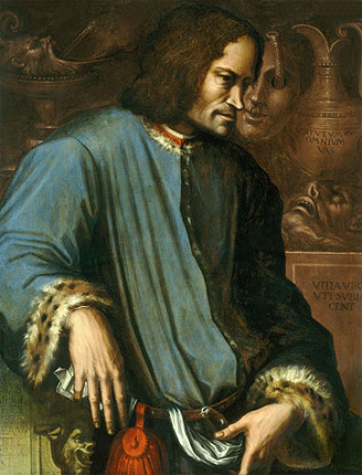Giorgio Vasari. Lorenzo de Médicis, 1533-1534