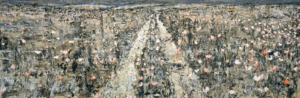 Anselm Kiefer. Bohemia Lies by the Sea, 1996
