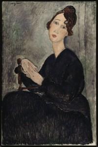Amedeo Modigliani. Dédie, 1918