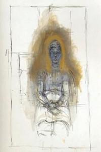 Alberto Giacometti. Caroline, 1965
