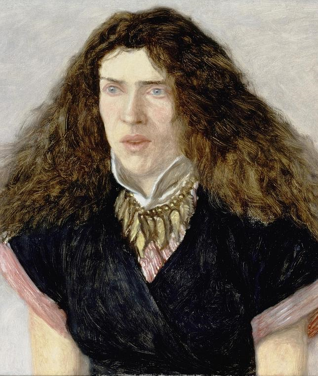 Avigdor Arikha. Marie-Catherine, 1982